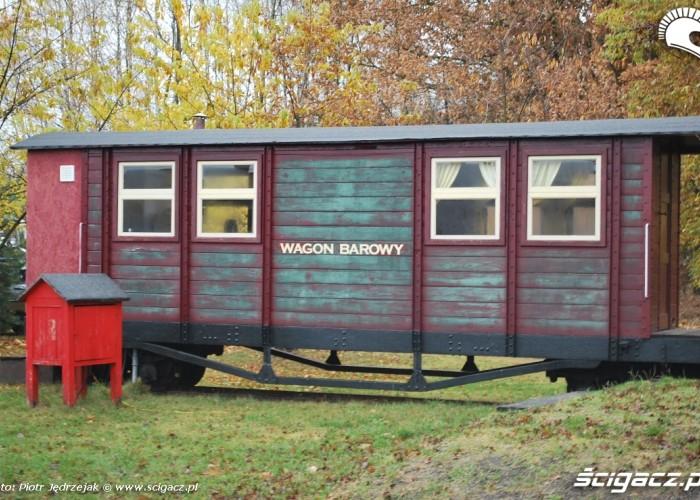 Wagon Barowy Muzeum Kolejki Waskotorowej - 63 Pogon za lisem