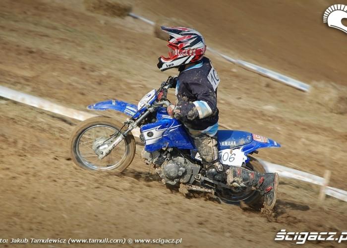 yamaha pw motocross