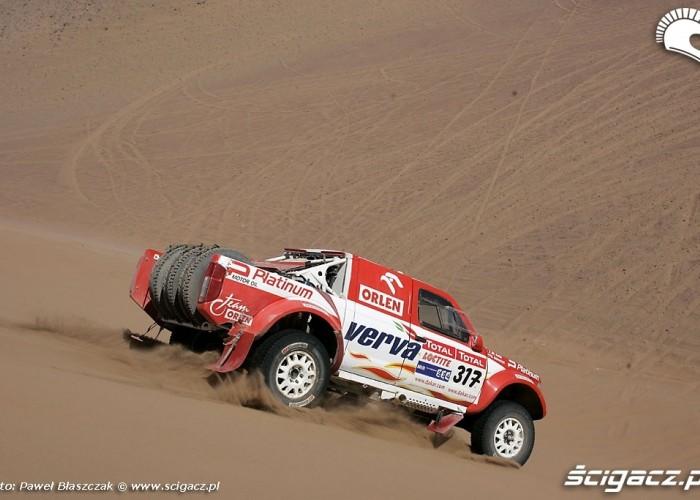 Krzysztof Holowczyc Dakar2009 Atacama