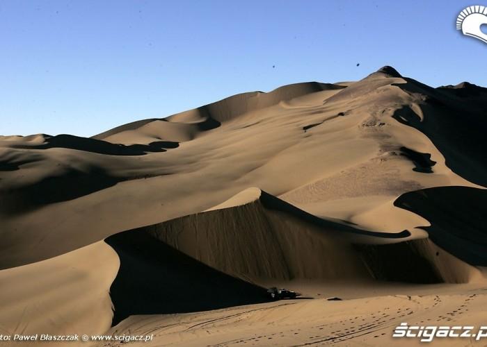 Rajd Dakar Pustynia Atacama