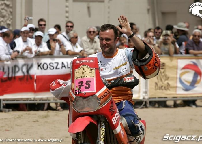 Jarmuz koniec Dakar 2009