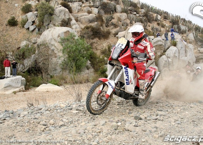 Kuba Przygonski Dakar 2009