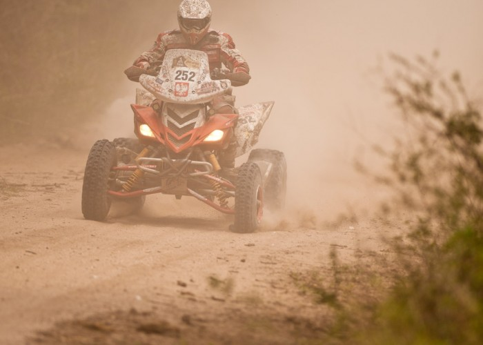 Dakar 2010 Sonik etap II