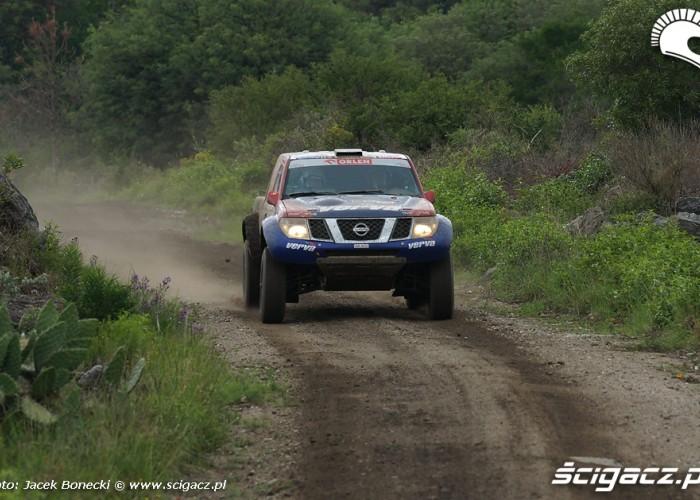 Orlen Team ma trasie rajdu Dakar 2010