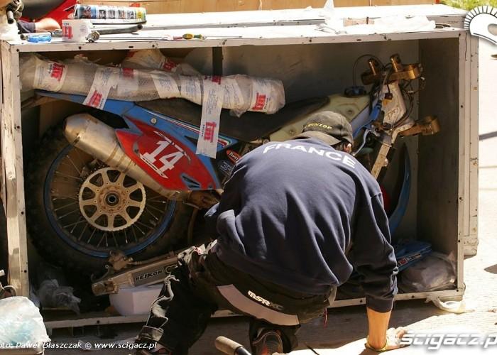 Paddock w meksyku - Szesciodnowka 2010 (5)