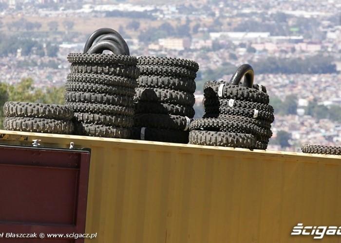 Paddock w meksyku - Szesciodnowka 2010 (8)