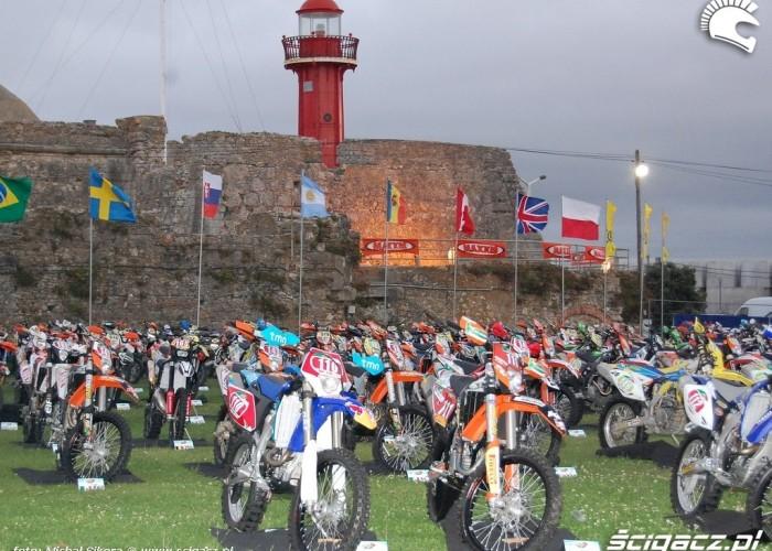 ISDE 2009 park maszyn 15