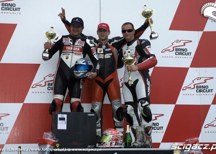 klasa r1 podium fiat yamaha cup I runda brno 2009 e mg 0598