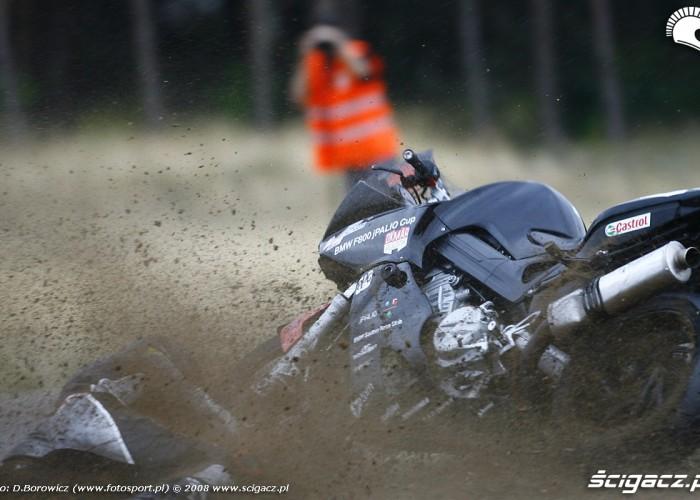 crash wmmp iv runda dzien 03 sobota 17 wyscig puchar bmw d mg 0368