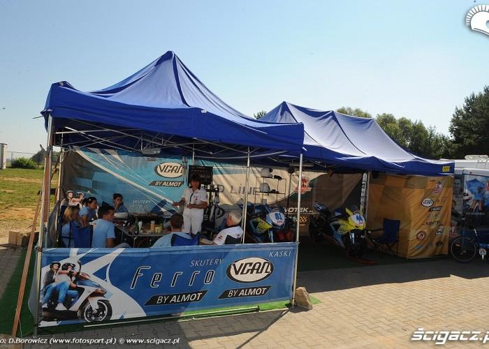 kondratowicz namiot paddock wmmp 6 runda poznan 203