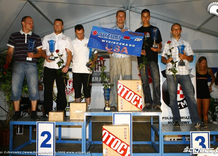 gsxr cup klasyfikacja generalna podium vi runda wmmp poznan 2008 o mg 0151
