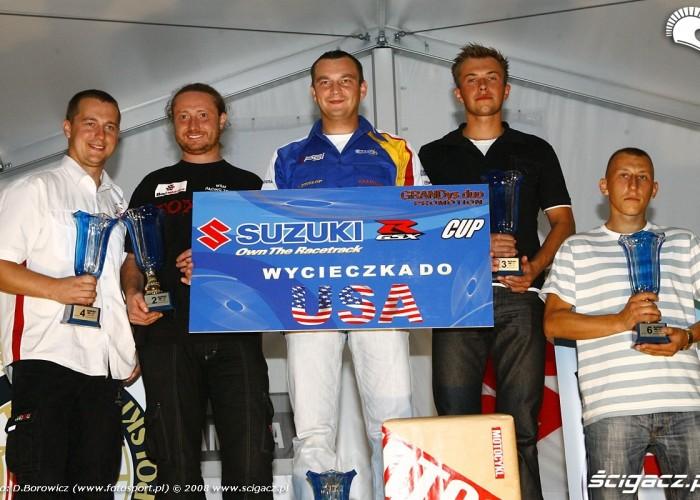 gsxr cup klasyfikacja generalna podium vi runda wmmp poznan 2008 o mg 0167