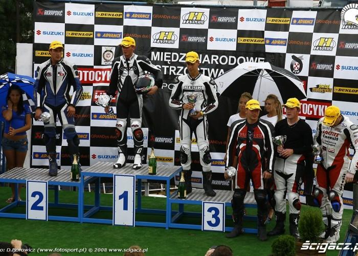 podium gsxr cup vi runda wmmp poznan 2008 m mg 0193