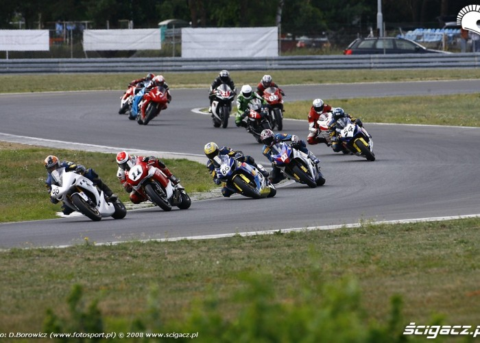 start superstock 1000 superbike vi runda wmmp poznan 2008 l mg 0209
