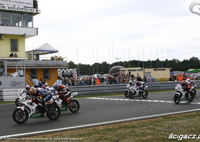 vip cbr125 start vi runda wmmp poznan 2008 m mg 0284