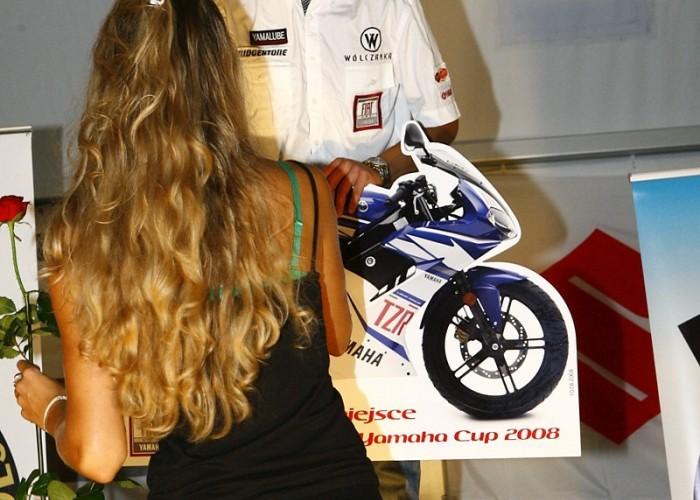 yamaha 125 klasyfikacja generalna podium vi runda wmmp poznan 2008 p mg 0056