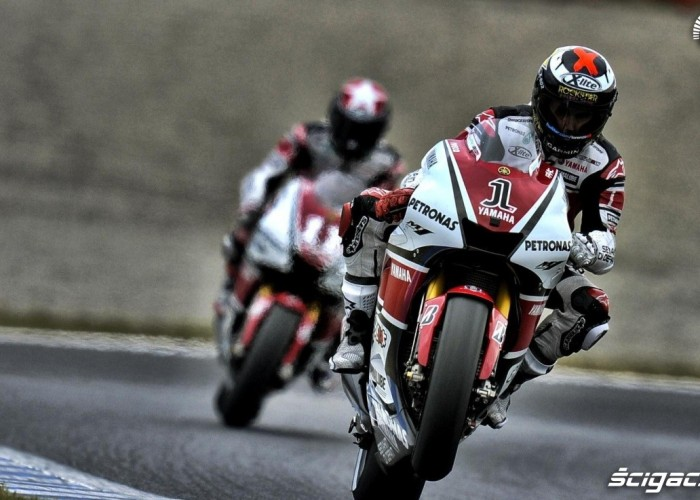 Lorenzo and Spies