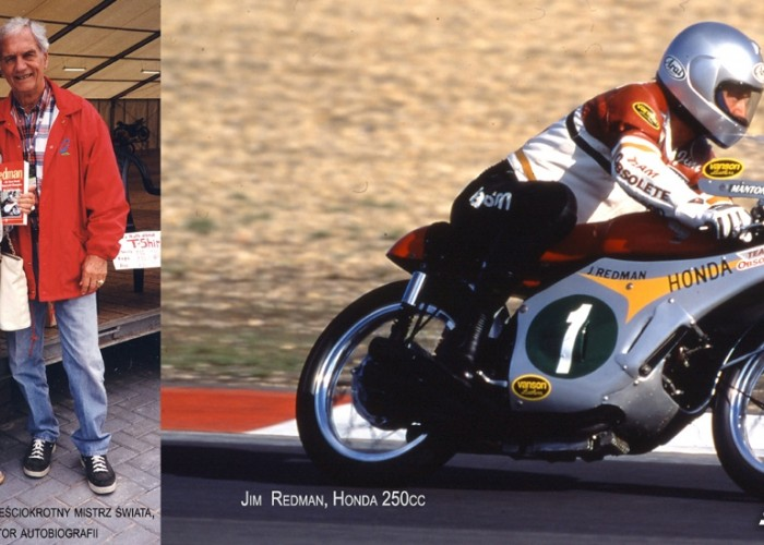 12) Jim Redmanmistrz swiata kl250cc (1962-63) i kl350