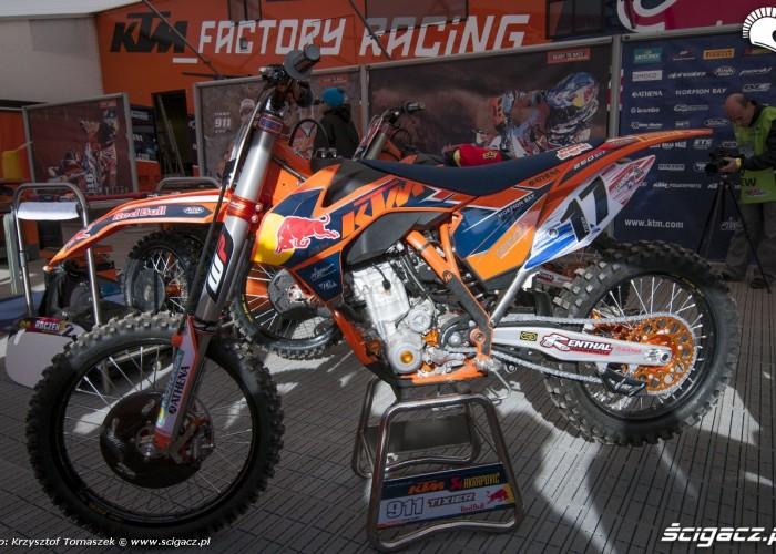 ktm factory mxon 2013