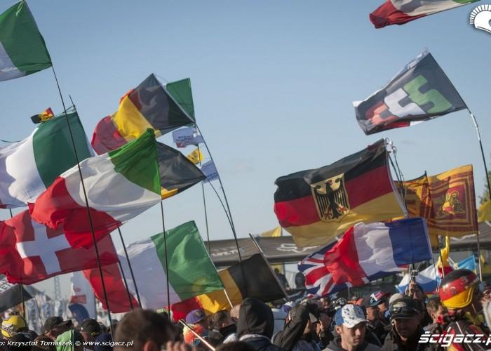 motocross narodow niemcy flagi