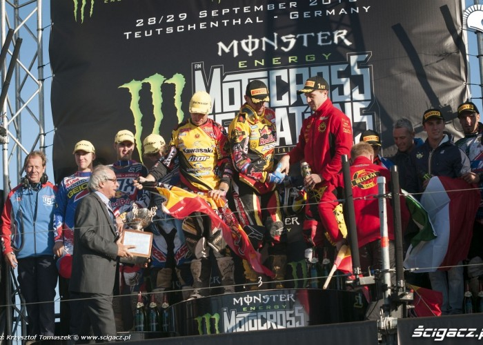 mx of nations belgowie na podium