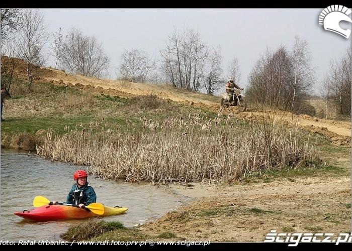 MX i kajak CC Bull Racing Fest Kryspinow 35