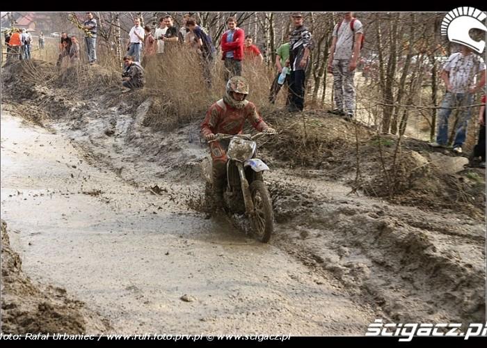 blotna przeprawa CC Bull Racing Fest Kryspinow 58