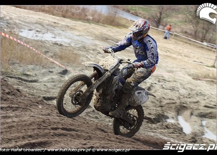 blotna trasa CC Bull Racing Fest Kryspinow 30