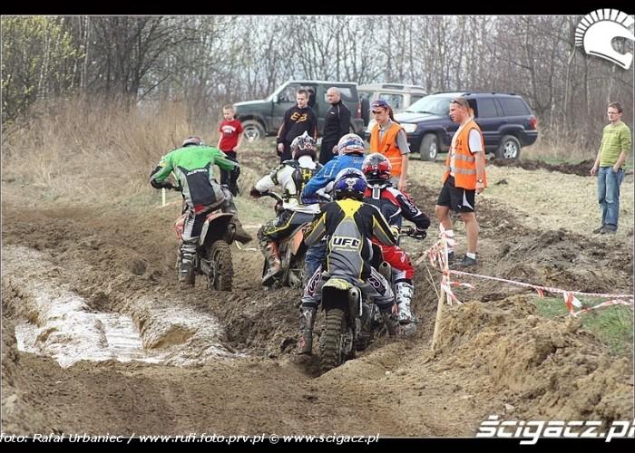 bloto na CC Bull Racing Fest Kryspinow 68