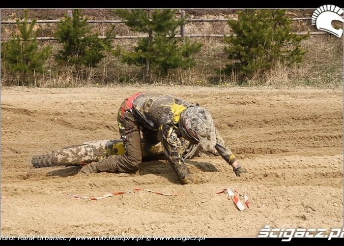 crash CC Bull Racing Fest Kryspinow 34