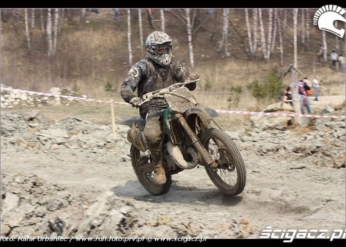 cross country motocykli Bull Racing Fest Kryspinow 2009