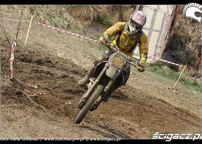 cross country na motocyklu Bull Racing Fest Kryspinow