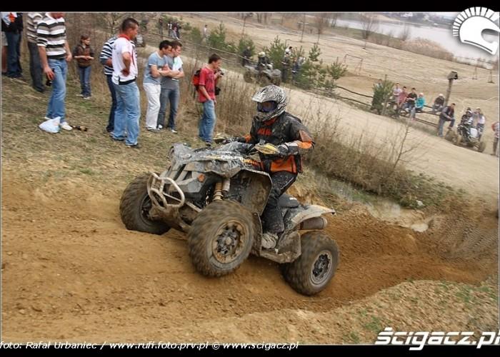 cross country quadow Bull Racing Fest Kryspinow 2009