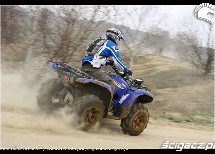 grizzly CC Bull Racing Fest Kryspinow 140