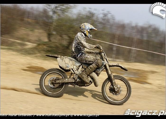 moto w wyscigu CC Bull Racing Fest Kryspinow 41