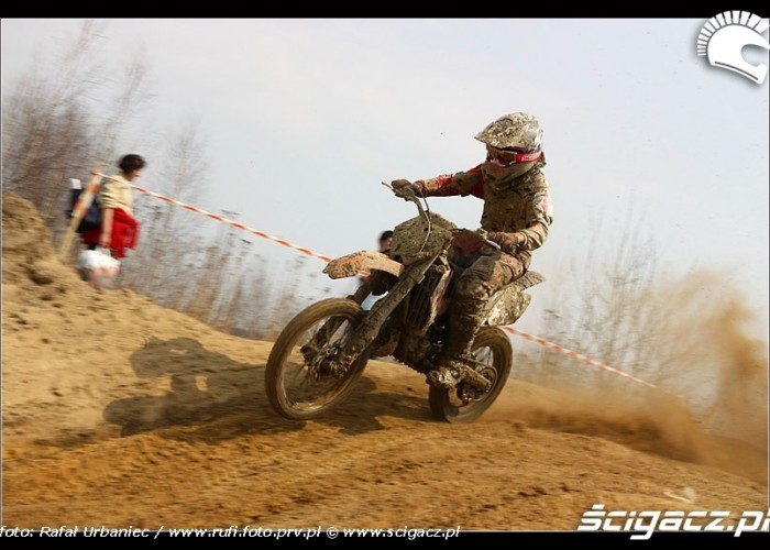 motocyklowe cross country