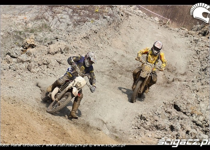 motocyklowe wyscigi CC Bull Racing Fest Kryspinow