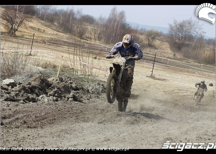 ostra jazda CC Bull Racing Fest Kryspinow 26
