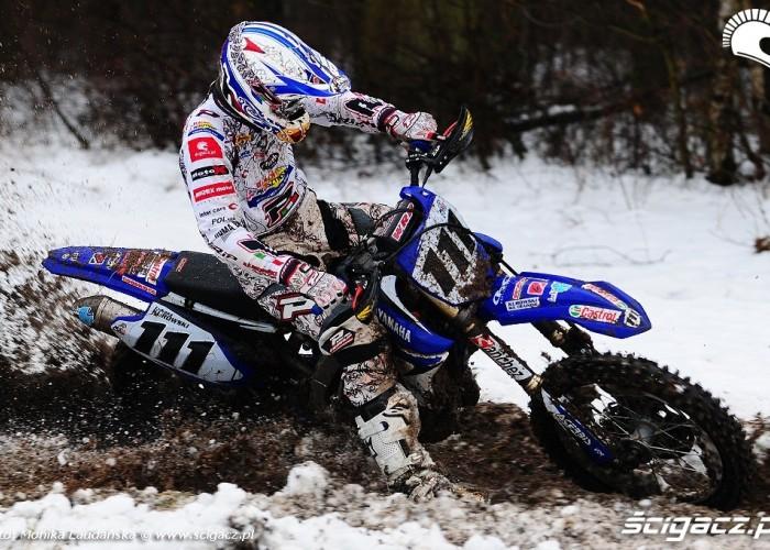 Lukasz Kurowski Yamaha YZ450F