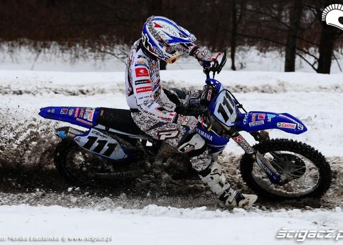 Lukasz Kurowski snieg
