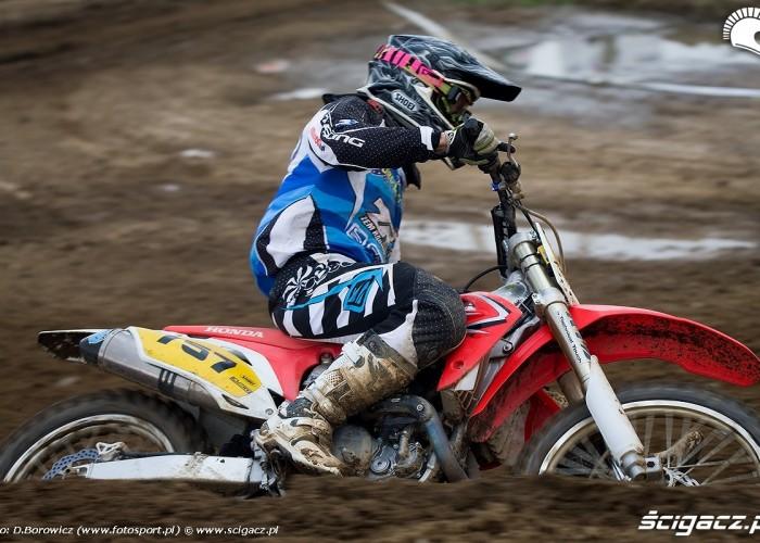 honda motocross olsztyn 2010