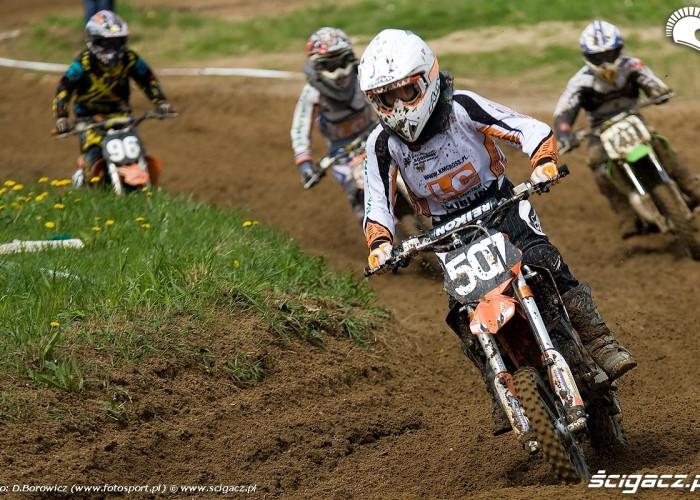 i runda mistrzostwa polski olsztyn motocross 2010 kamil osieleniec