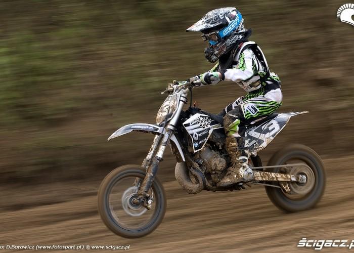 i runda mistrzostwa polski olsztyn motocross 2010 patryk zdunek