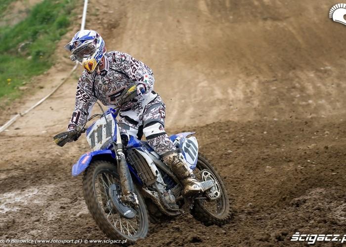mistrzostwa polski olsztyn motocross 2010 lukasz kurowski