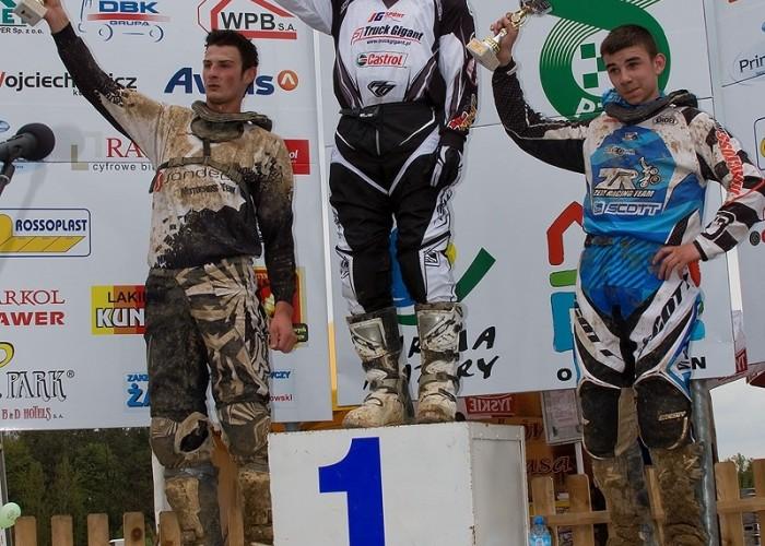 podium 2010 olsztyn mx junior wysocki