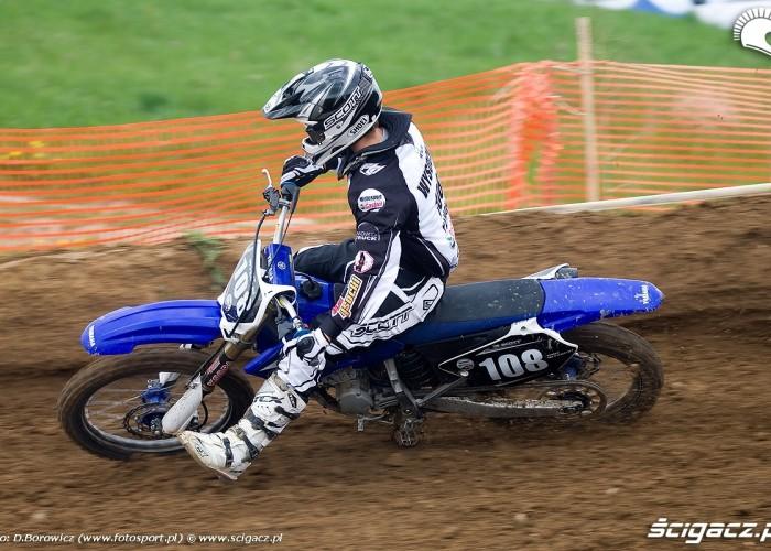 tomasz wysocki mx2 junior motocross olsztyn 2010