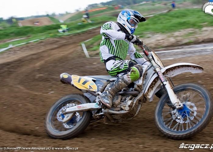 wysocki mx1 motocross olsztyn 2010
