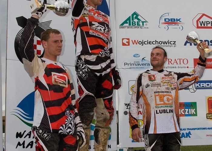 zdunek lonka kedzierski runda mistrzostwa polski olsztyn motocross 2010