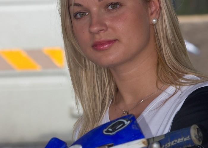 blondynka motocross mistrzostwa polski radom maj 2010 b mg 0322
