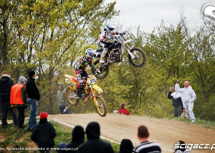 Carlos skok nad Knapem